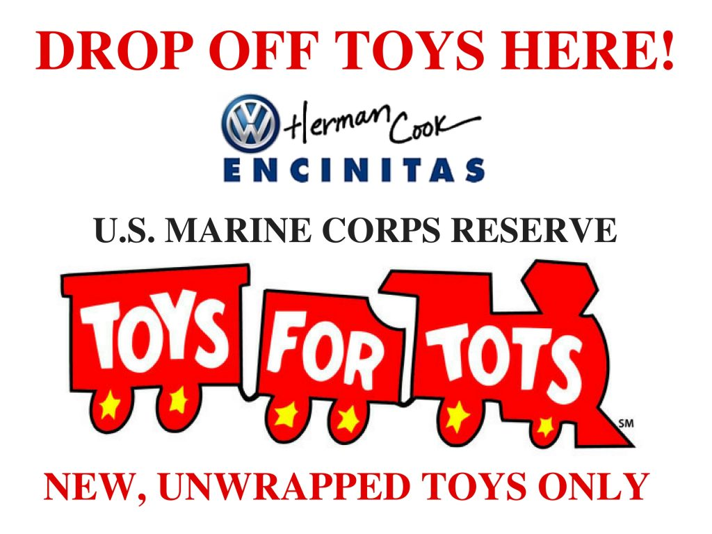 Toys For Tots Herman Cook Volkswagen