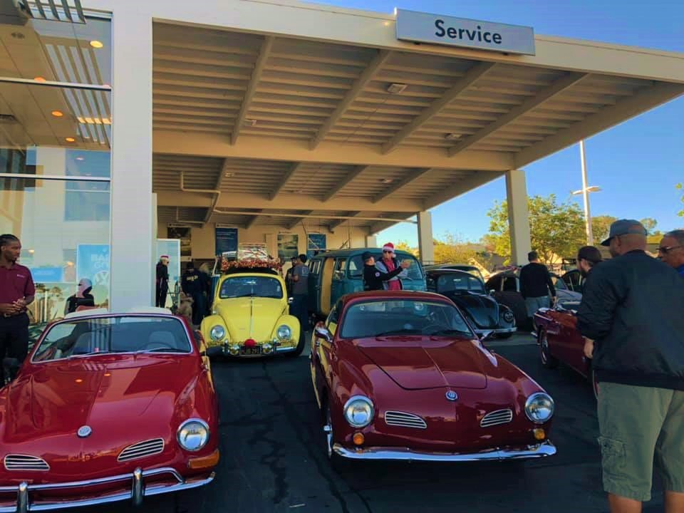 HCVW Dealership Christmas Cruise 2017