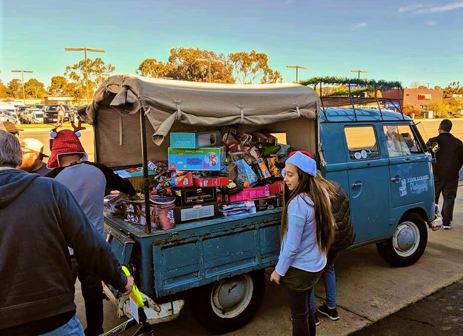 Toys for Tots Van HCVW