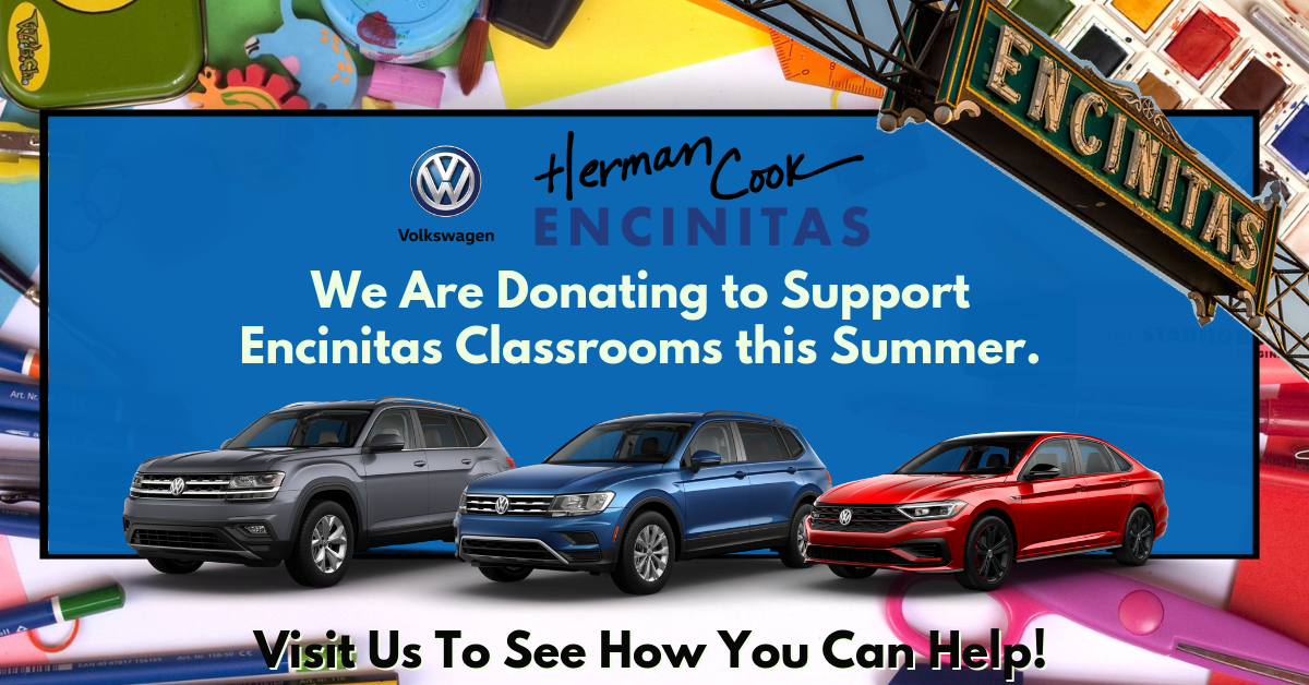 We Are Donating To Support Encinitas Classrooms This Summer And You Can Help!