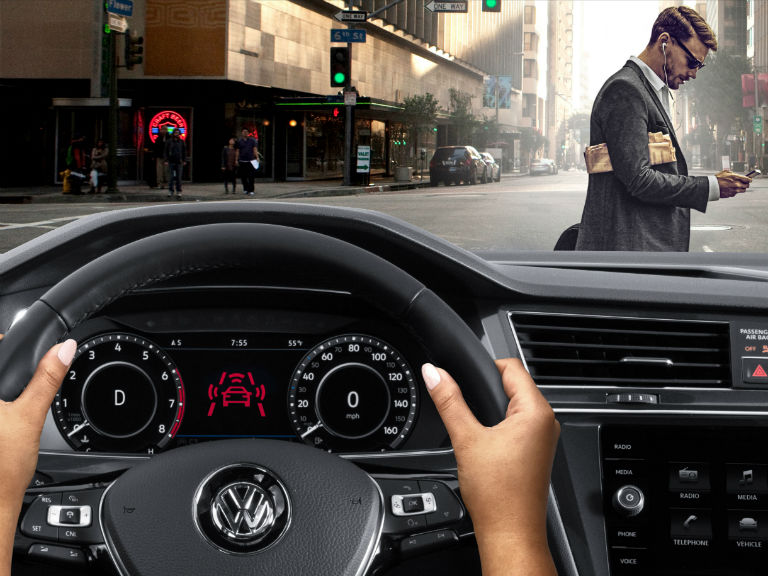 How Is Volkswagen Pedestrian Monitoring Helping You Prepare for the Road Ahead?