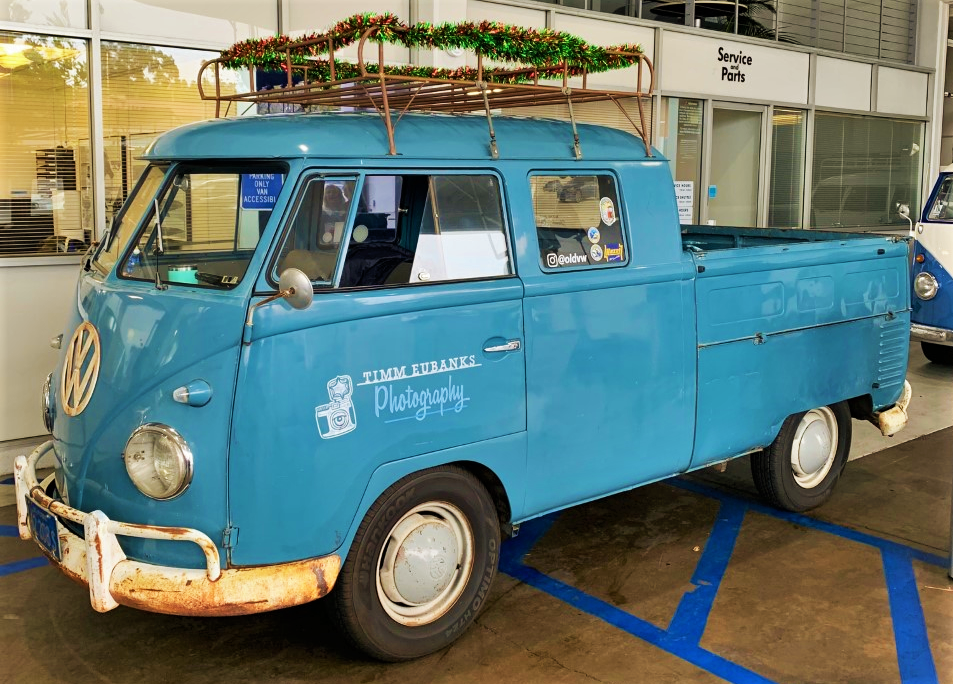 Festive VW's SD Air Cooled Cruise 2019
