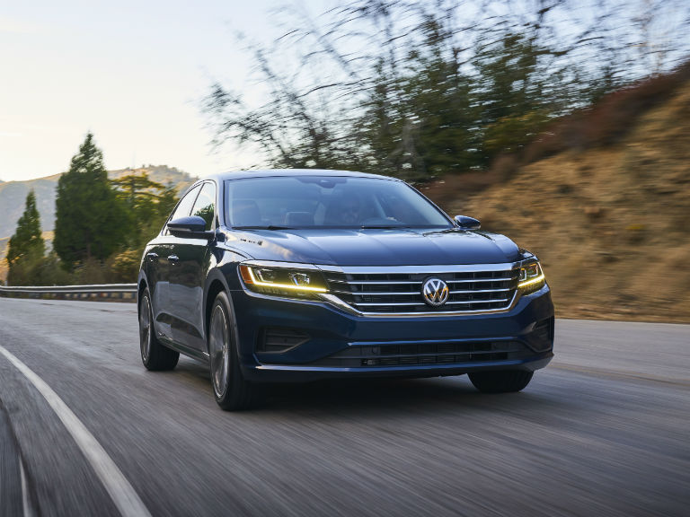 How Much Power and Interior Space are You Getting with a 2020 Volkswagen Passat from Herman Cook VW in Encinitas CA?