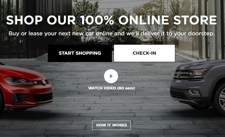 Watch Now: Video Explaining How to Purchase Your New VW from Herman Cook Volkswagen 100% Online