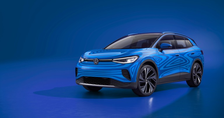 Wow! Check Out These Pictures of the Recently Unveiled Volkswagen ID.4 - The First Fully Electric VW SUV