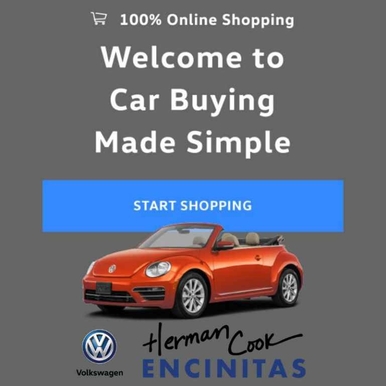 Herman Cook VW Offers 100 Online Car-Buying Experience