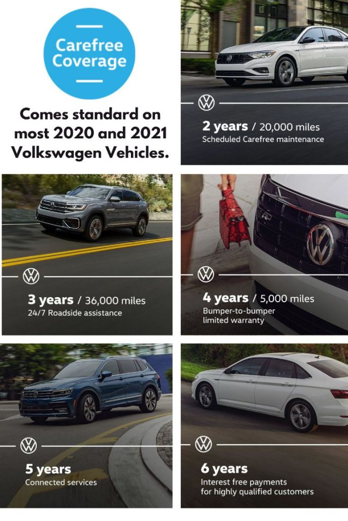 Volkswagen Carefree Coverage Available Here at Herman Cook VW in Encinitas CA
