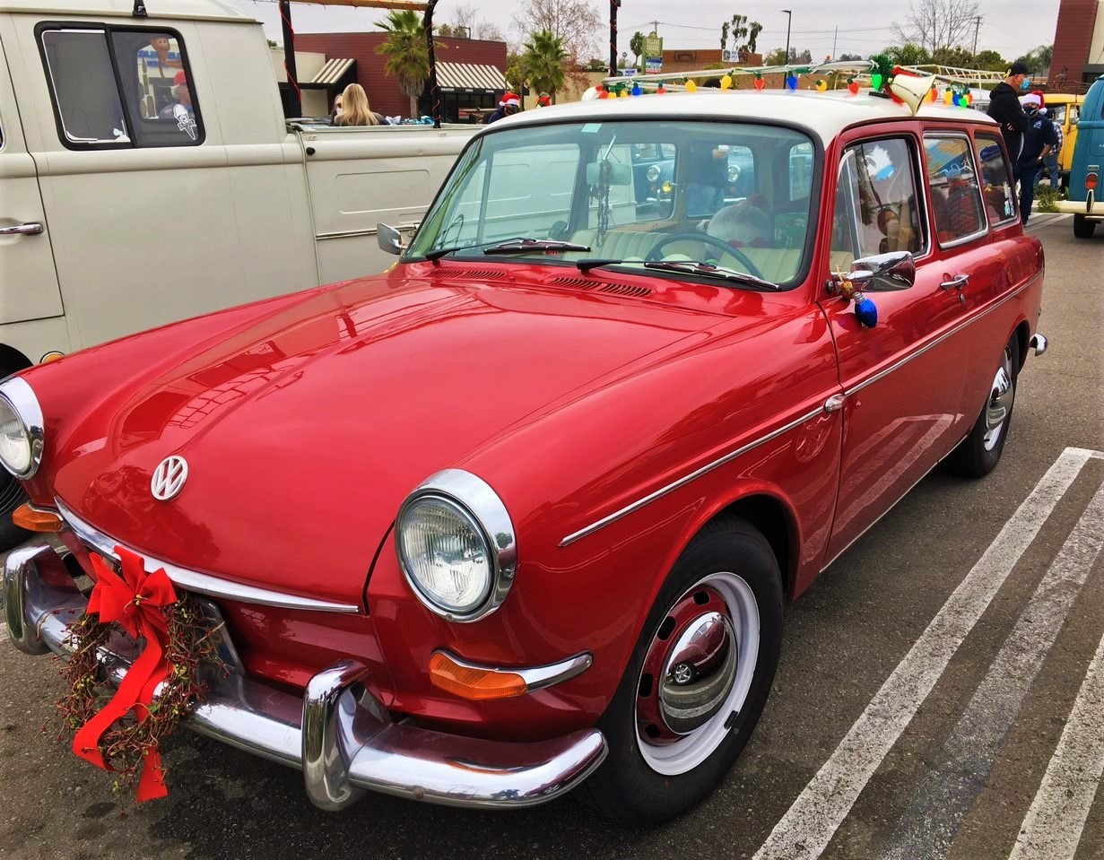Festive VW's SD Air Cooled Cruise 2020