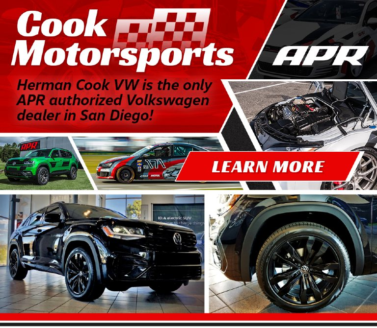 Cook Motorsports Collage