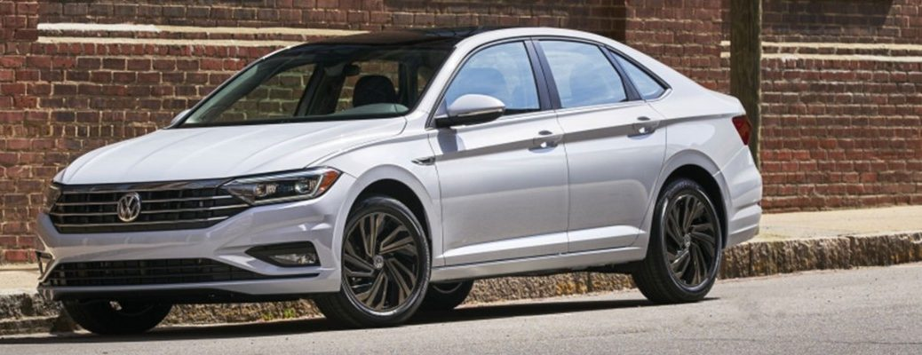 Engine specs and efficiency ratings of the 2019 Volkswagen Jetta