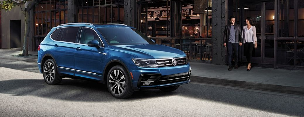 What Are the Differences Between the 5-Passenger and 7-Passenger 2020 Volkswagen Tiguan Models?