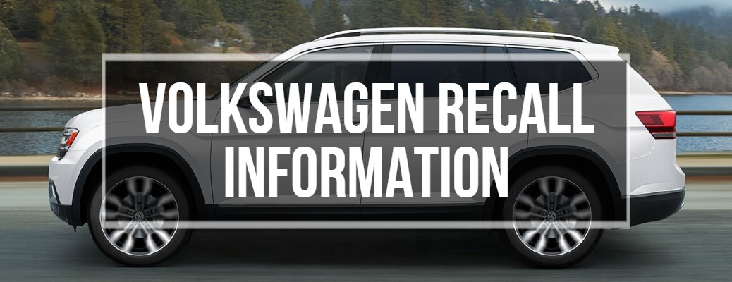 How Can You Find Recall Information for Volkswagen Vehicles?