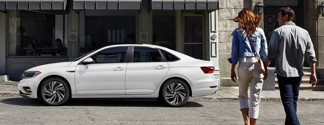What Exterior Color Options Can You Find on the 2020 Volkswagen Jetta?