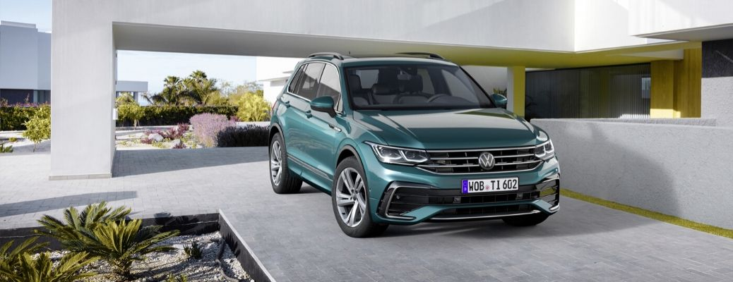 Did You Know That Volkswagen Recently Unveiled the 2021 Volkswagen Tiguan to the Public?