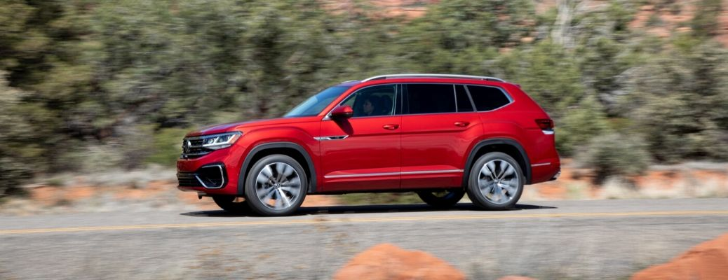 What Are the Differences in Pricing Between the 2021 Volkswagen Atlas Trim Levels?