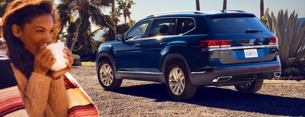 What Interior Dimensions and Comfort Features Are Available Inside the 2021 Volkswagen Atlas?