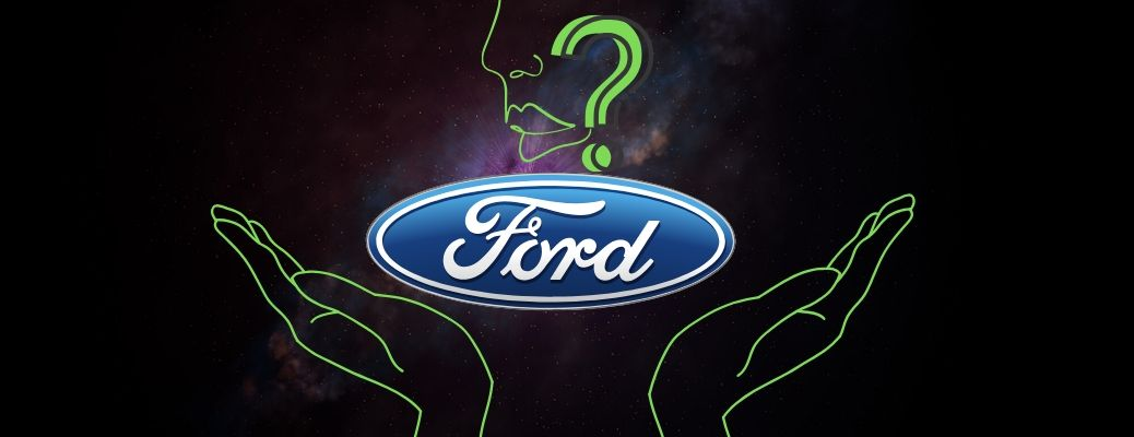 A mysterious cosmic being holds the essence of Ford in the palm of their hands