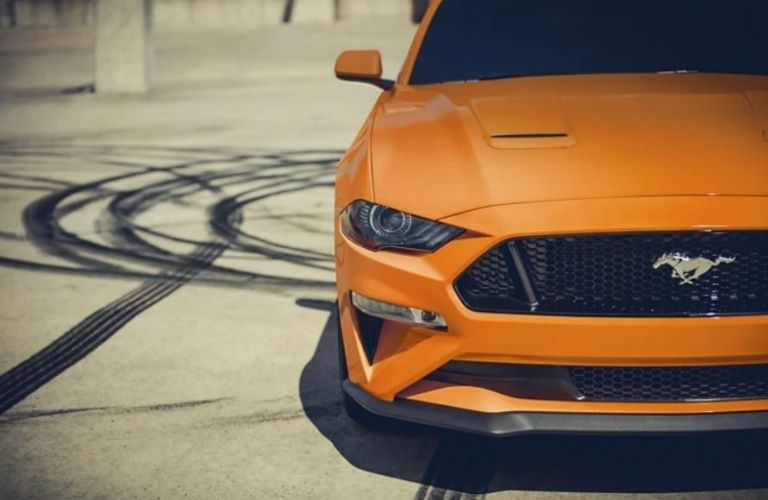 2021 Ford Mustang GT Premium Front View