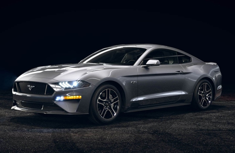 2021 Ford Mustang Iconic Silver