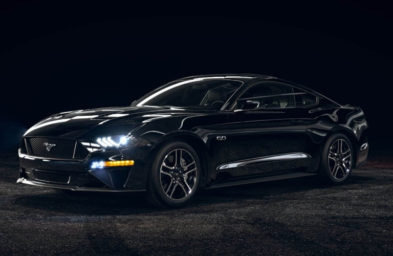 2021 Ford Mustang Shadow Black