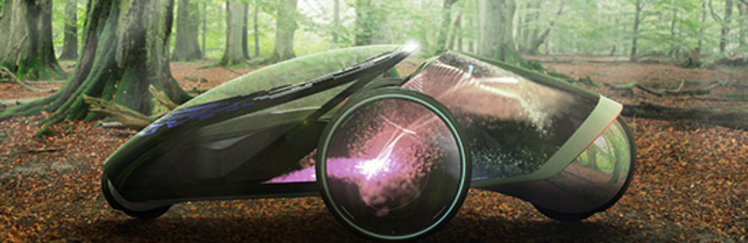 Toyota Focuses on the Future of Driving