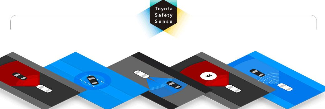 toyota safety sense packages
