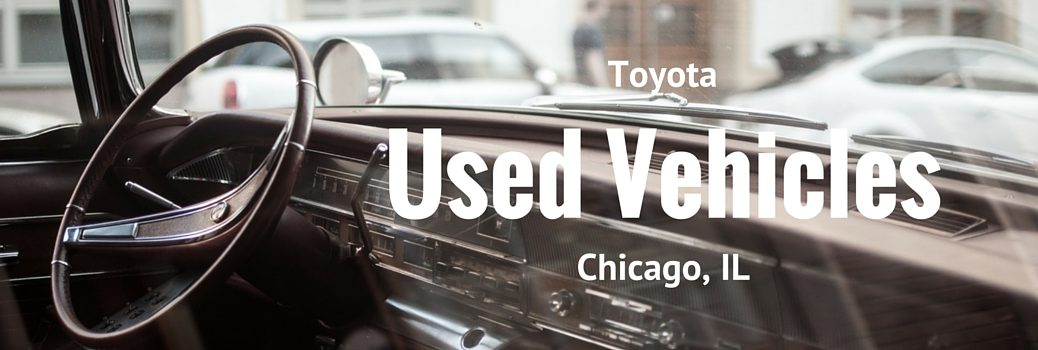 used vehicles chicago il