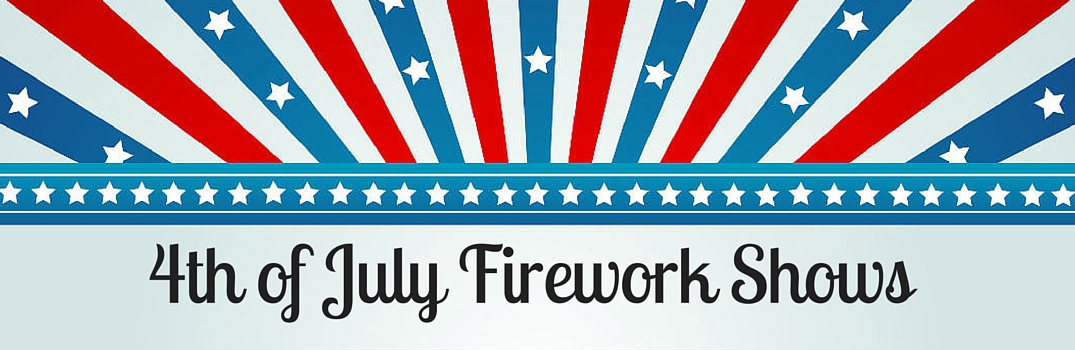 4th of July 2016 Firework Shows and Events Chicago, IL
