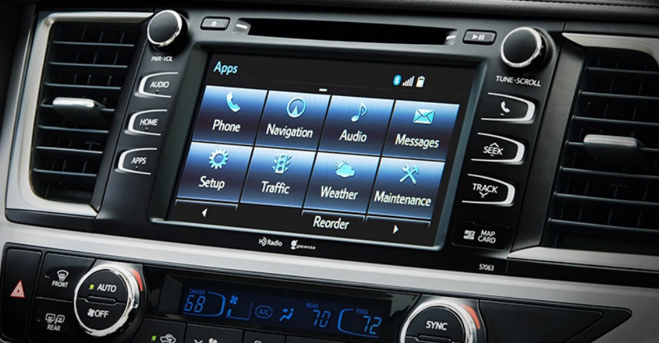 Toyota Entune Features
