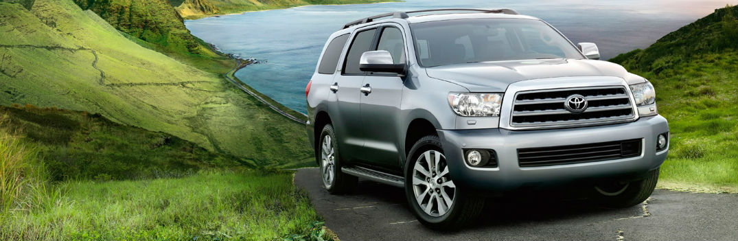 Toyota Sequoia Towing Capacity >> How Much Can The 2017 Toyota Sequoia Tow