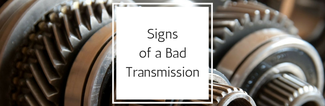 5 Signs Your Automatic Transmission is Failing