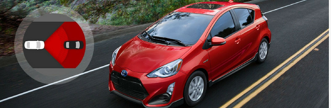 What Safety Features Are Available on the 2017 Toyota Prius C?