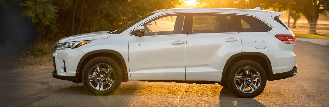 2017 Highlander Hybrid Trims, Features and More