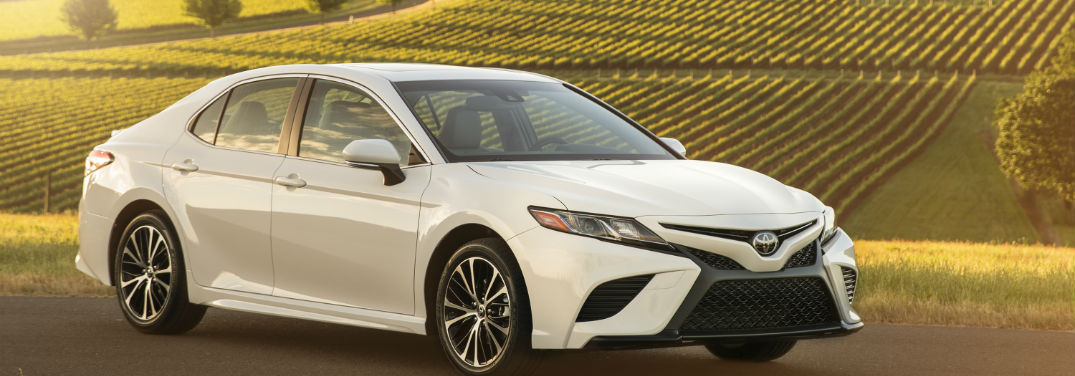 How Much Does the New 2018 Camry Cost?
