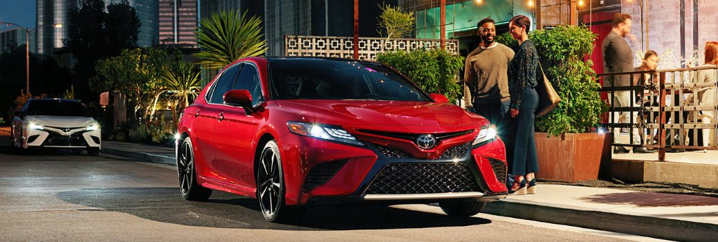 2018 Toyota Camry Specs & Features_o