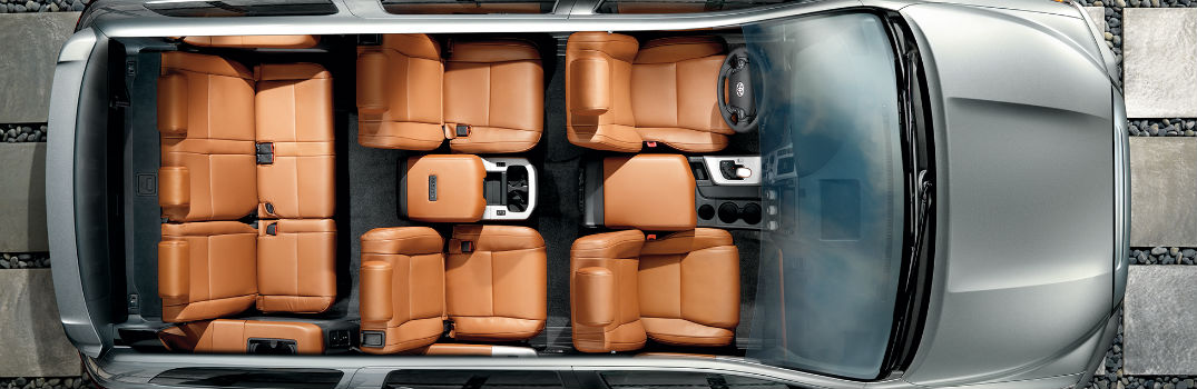 Updated 2018 Toyota Sequoia Suv Versatility Amp Space