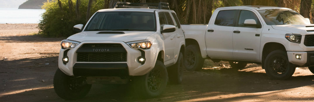 What's new in the 2019 Toyota 4Runner TRD Pro?