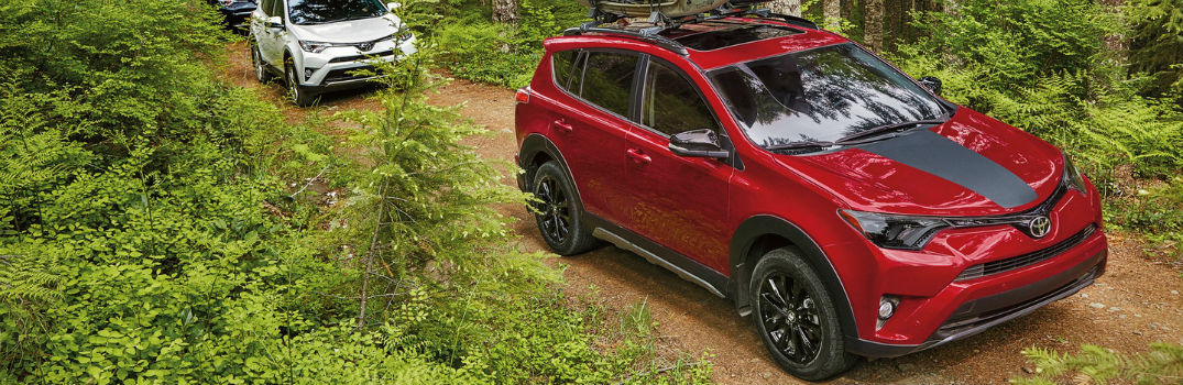 Rav4 Towing Capacity >> How Much Can The Different Toyota Rav4 Models Tow