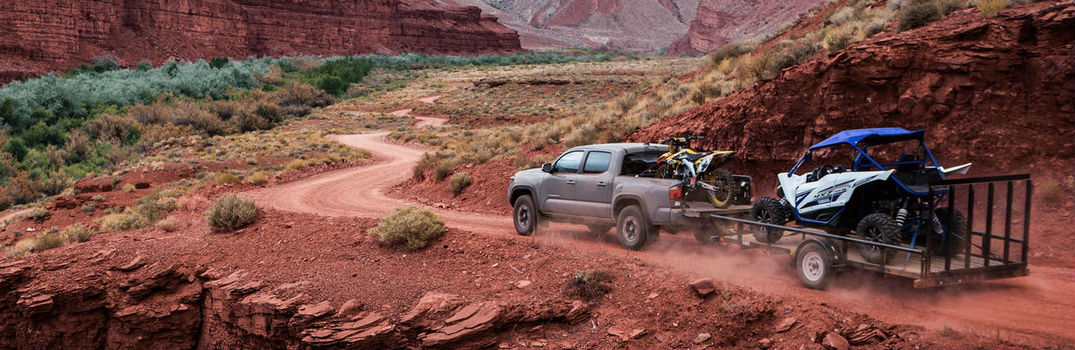 Tacoma V6 Towing Capacity >> How Much Can The 2018 Toyota Tacoma Pickup Truck Tow