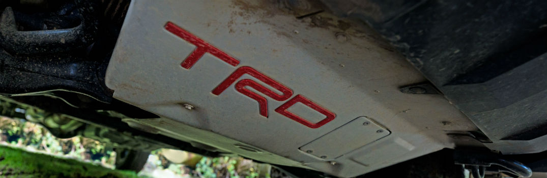 What's new in the 2020 Toyota TRD Pro Series?