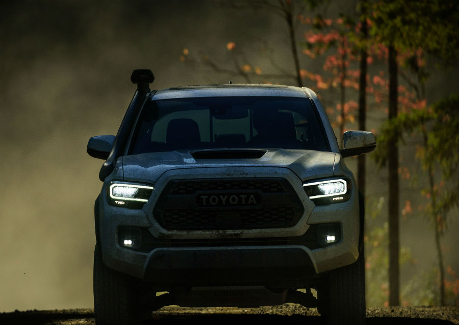 2020 Toyota Tacoma TRD Pro Series Specs & Features