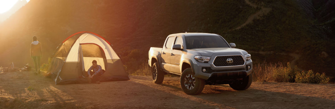 2019 Toyota Tacoma Trim Level Options & MSRP