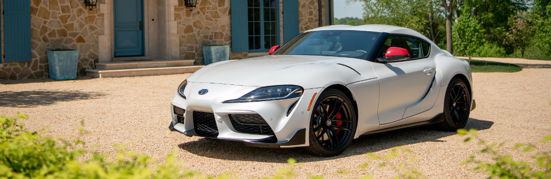 What Is The 2020 Toyota Supra Launch Edition Arlington Toyota