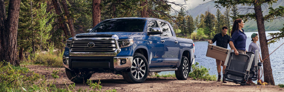 2020 Toyota Tundra Exterior Color Options