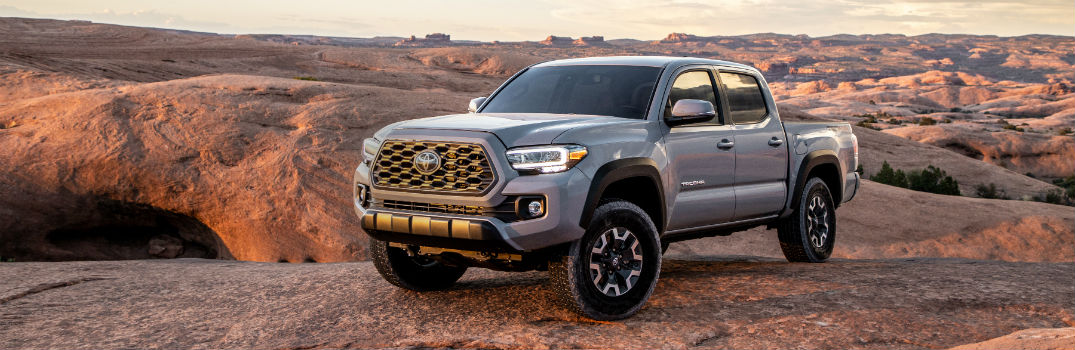 What's new in the 2020 Toyota Tacoma?