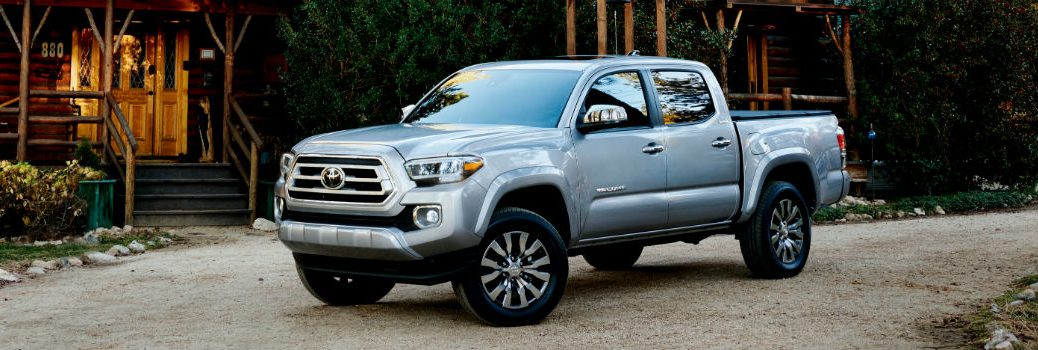 2020 Toyota Tacoma Exterior Driver Side Front Profile