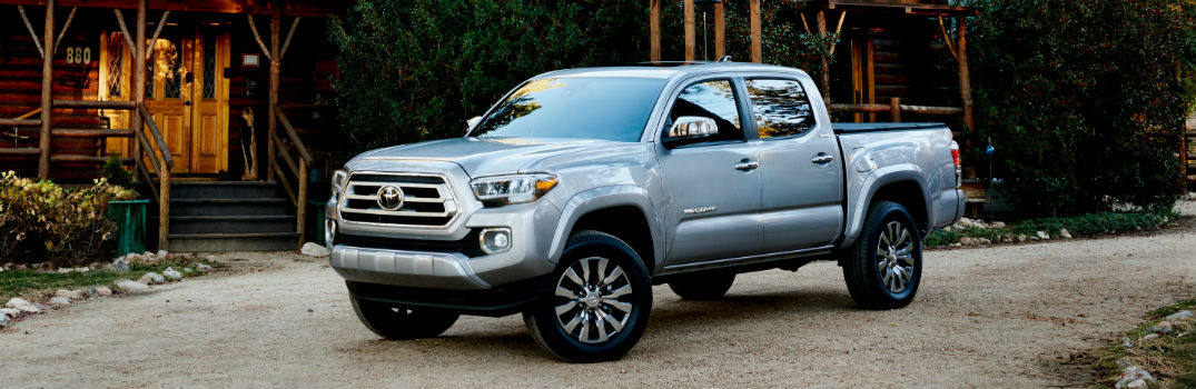 2020 Toyota Tacoma Color Options