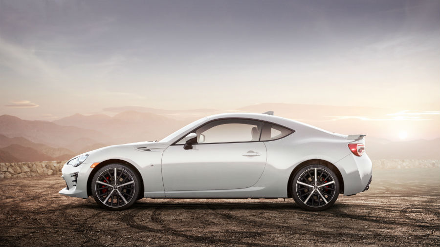 2020 Toyota 86 Exterior Driver Side Profile