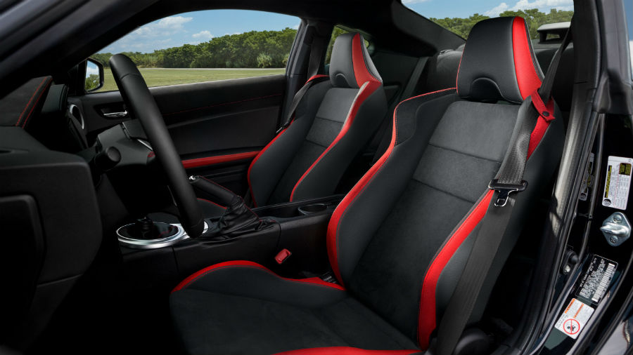 2020 Toyota 86 Interior Cabin Front Seating