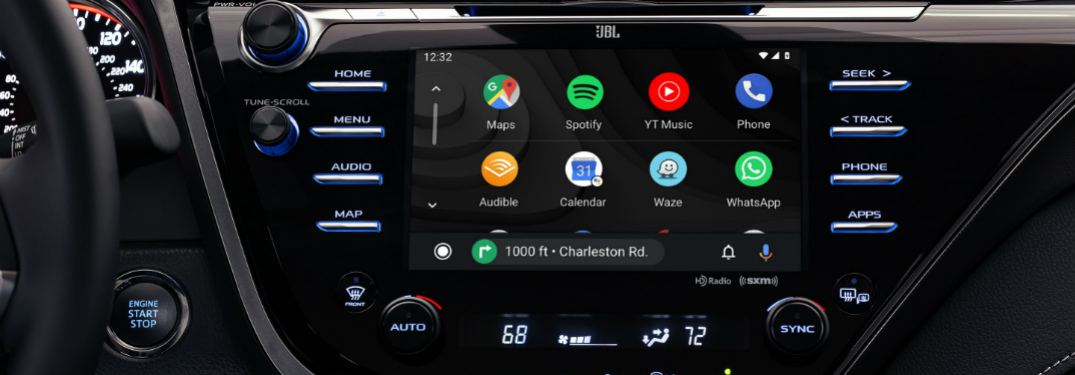 How to connect to Bluetooth in Toyota?